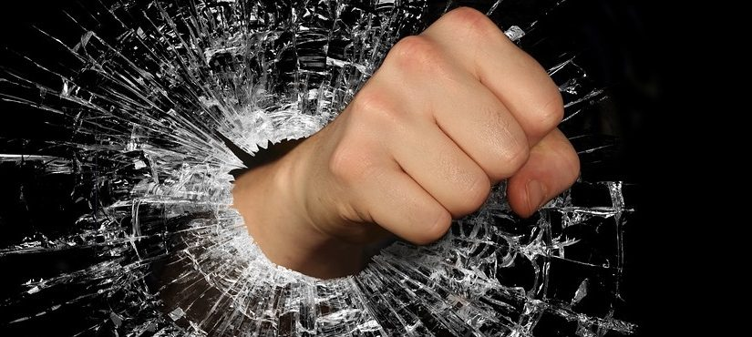 The overwhelming power of anger